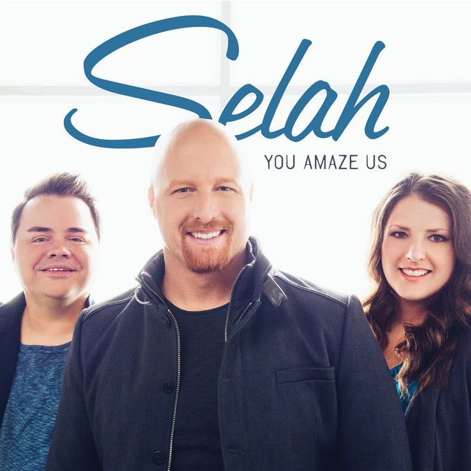 "New Release from Selah ""You Amaze Us"" On Curb Records"